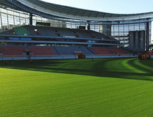 Ролик о реконструкции Центрального стадиона Екатеринбурга к ЧМ-2018